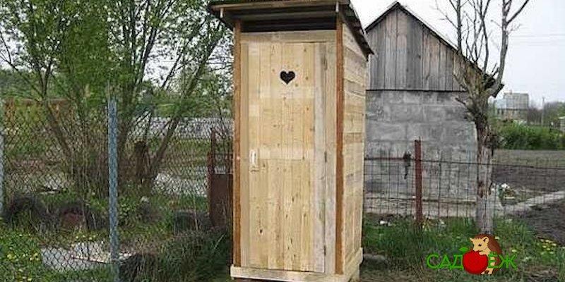 Как подготовить дачный туалет к зиме?