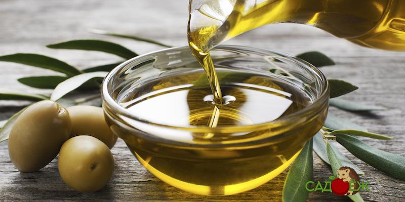 Полезное применение растительного масла на даче