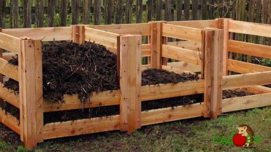 Как сделать компостную яму своими руками