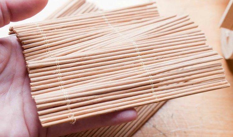 Поделки из бамбуковых палочек