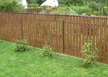 Какой забор должен быть между соседними участками по закону?