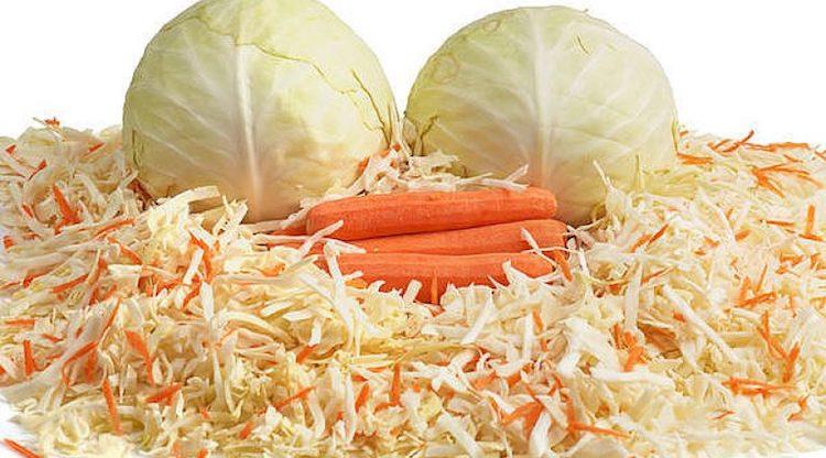 Морковь для квашения капусты: пропорции