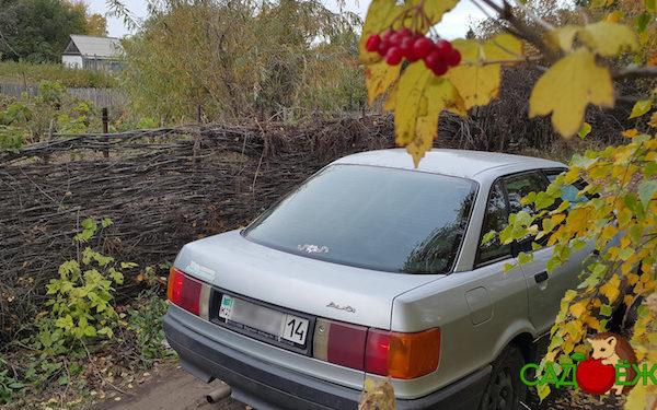Что делать, если сосед на даче ставит машину возле забора так, что к своему участку не проехать?