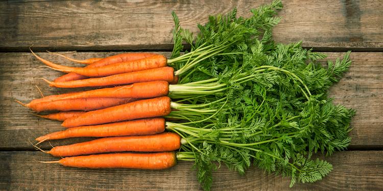 Почему морковь становится горькой при хранении?