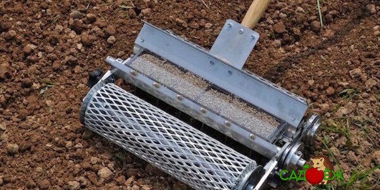 Ручные сеялки для точного высева мелких семян: 7 удобных вариантов