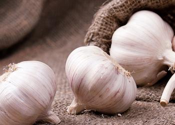 Хранение чеснока в луковой шелухе