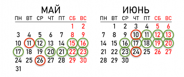 Календарь высадки рассады бархатцев в открытый грунт в мае и июне 2021 года